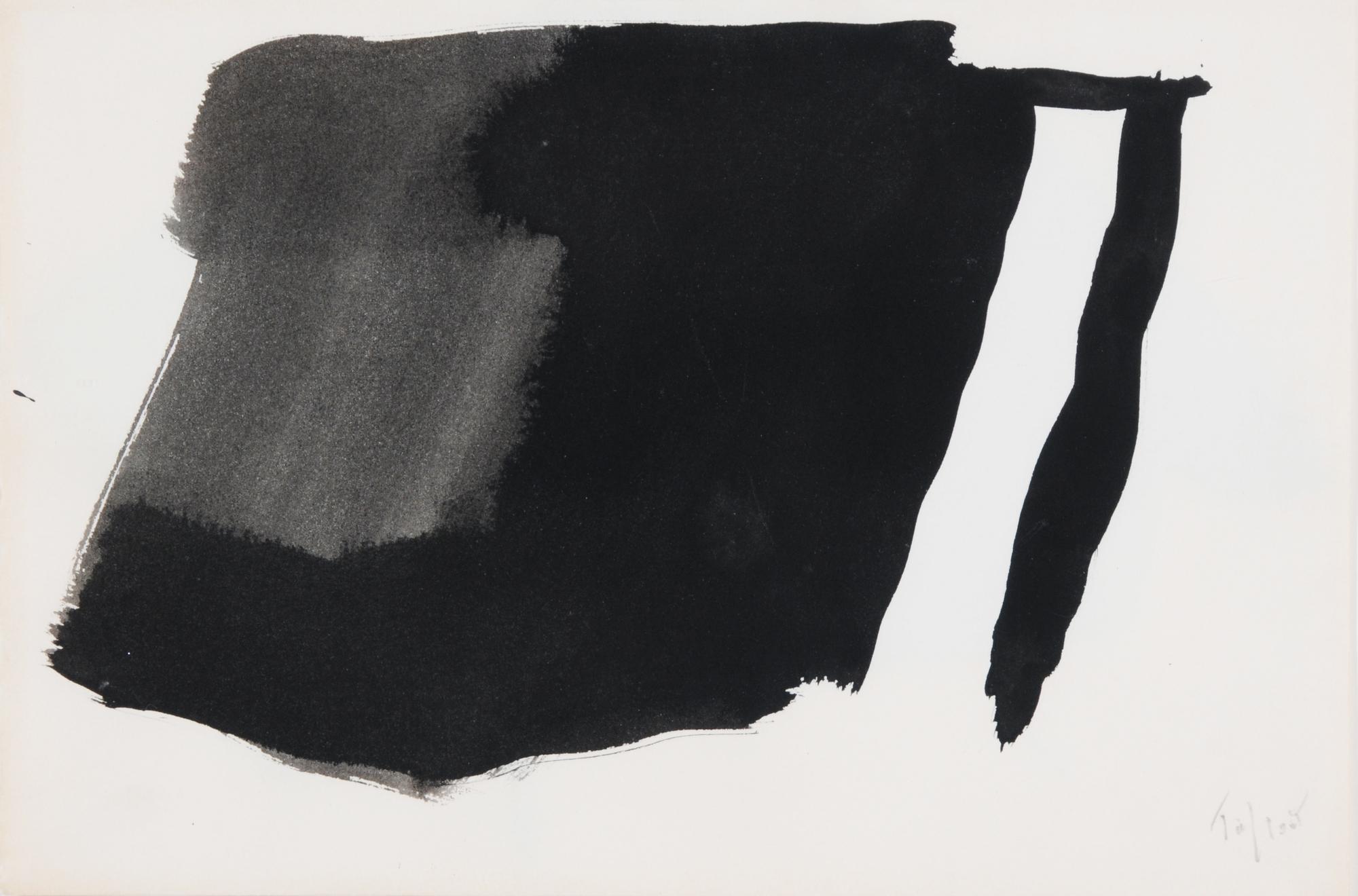 Tal Coat Pierre, Untitled