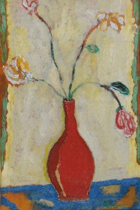 Verhoeven Jan, Floral Still Life