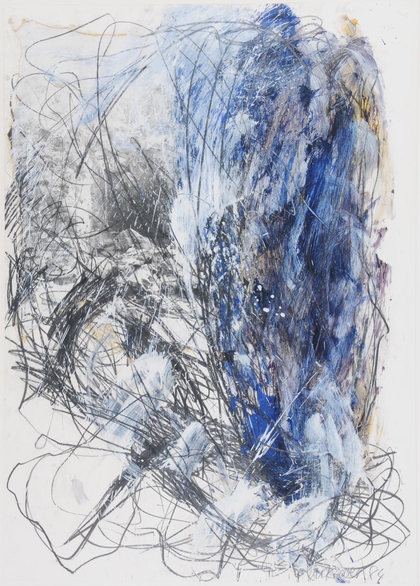 McKeever Ian, Untitled (Waterfall)