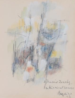 Bazaine Jean, Composition