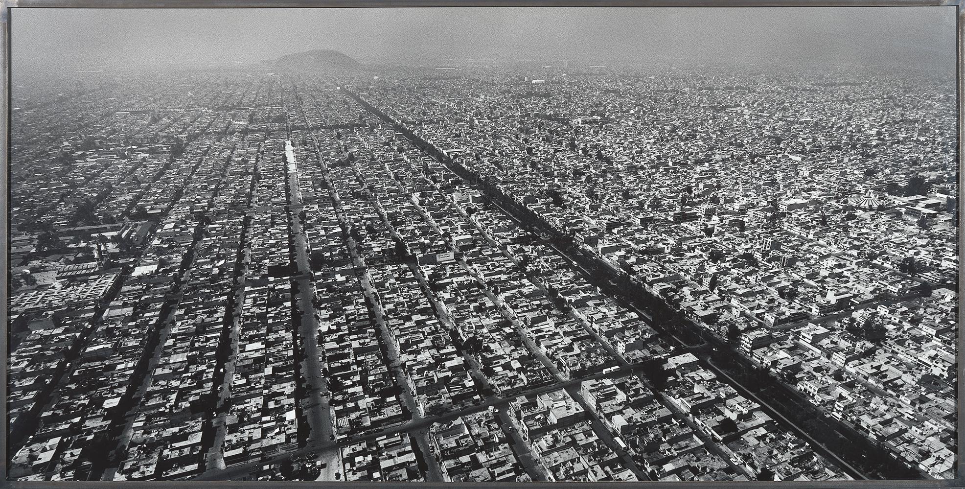 Burkhard Balthasar, Mexico City