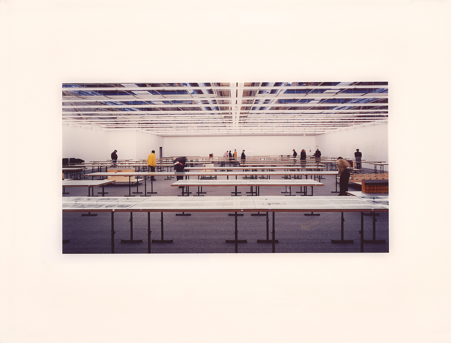 Gursky Andreas, Centre Georges Pompidou
