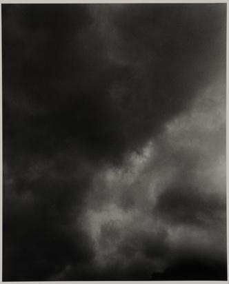 Burkhard Balthasar, Wolkenhimmel (Clouded Sky)