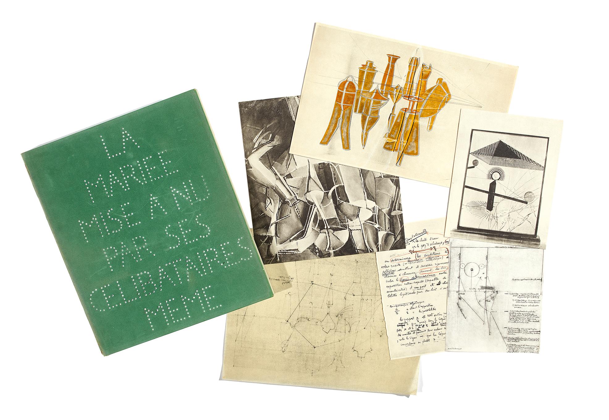 Duchamp Marcel, Mariée mise à nu par ses célibataires, même (La boite verte)