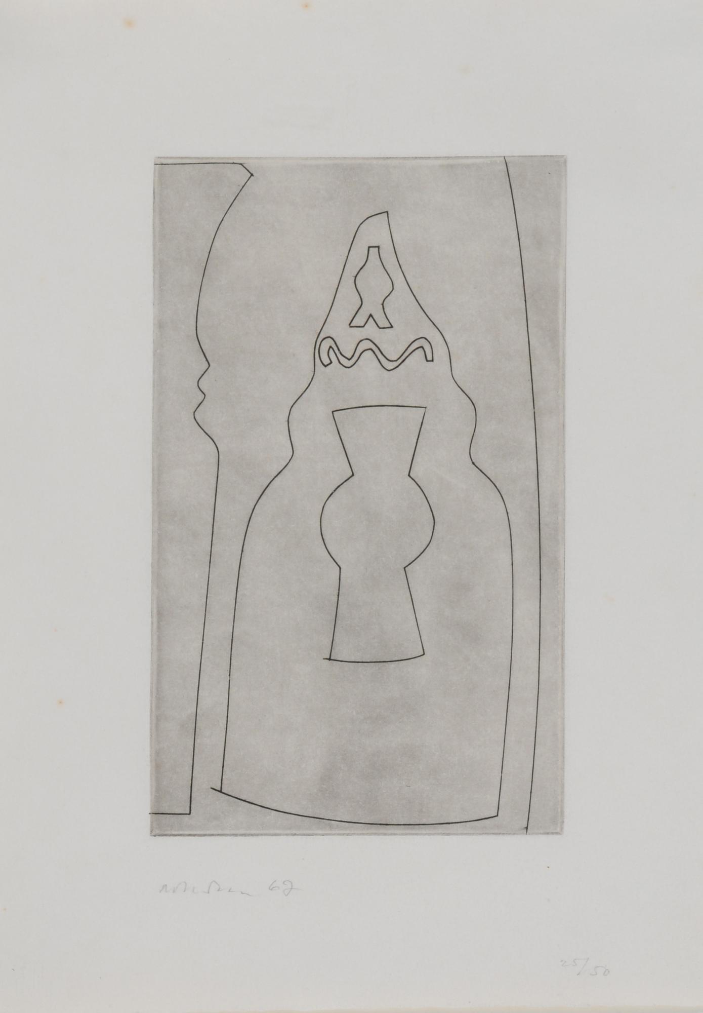 Nicholson Ben, Curled Turkish Forms