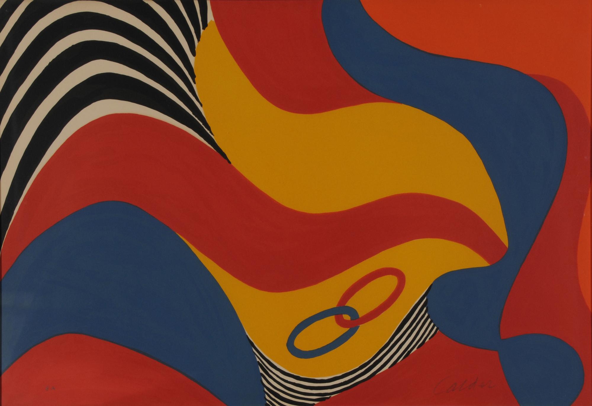 Calder Alexander, Flying Colors