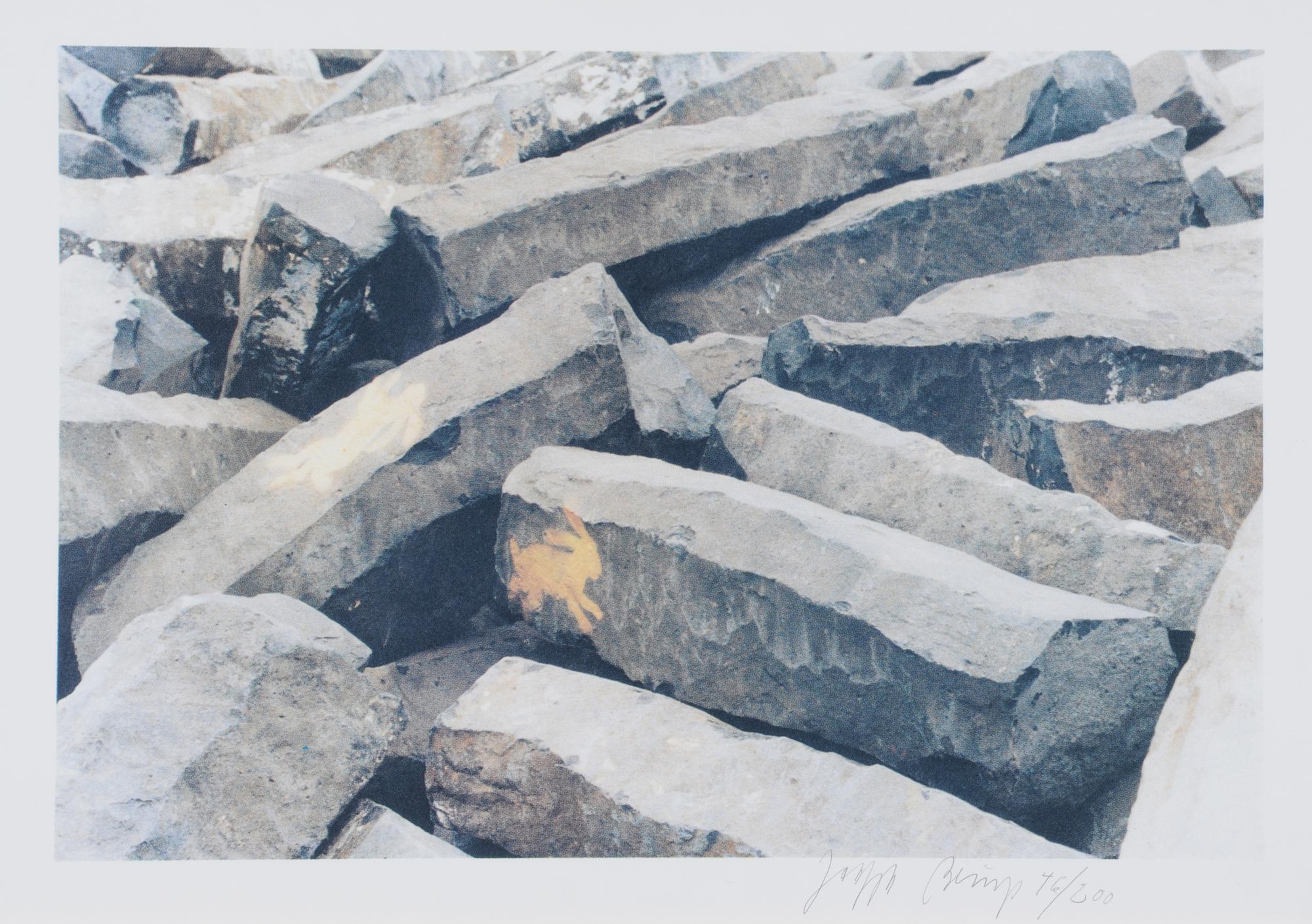 Beuys Joseph, 7000 Eichen
