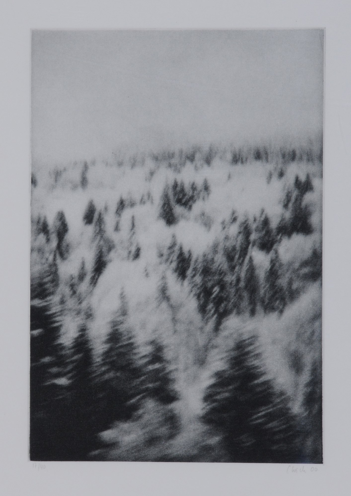 Wick Cécile, 2 sheets: Untitled