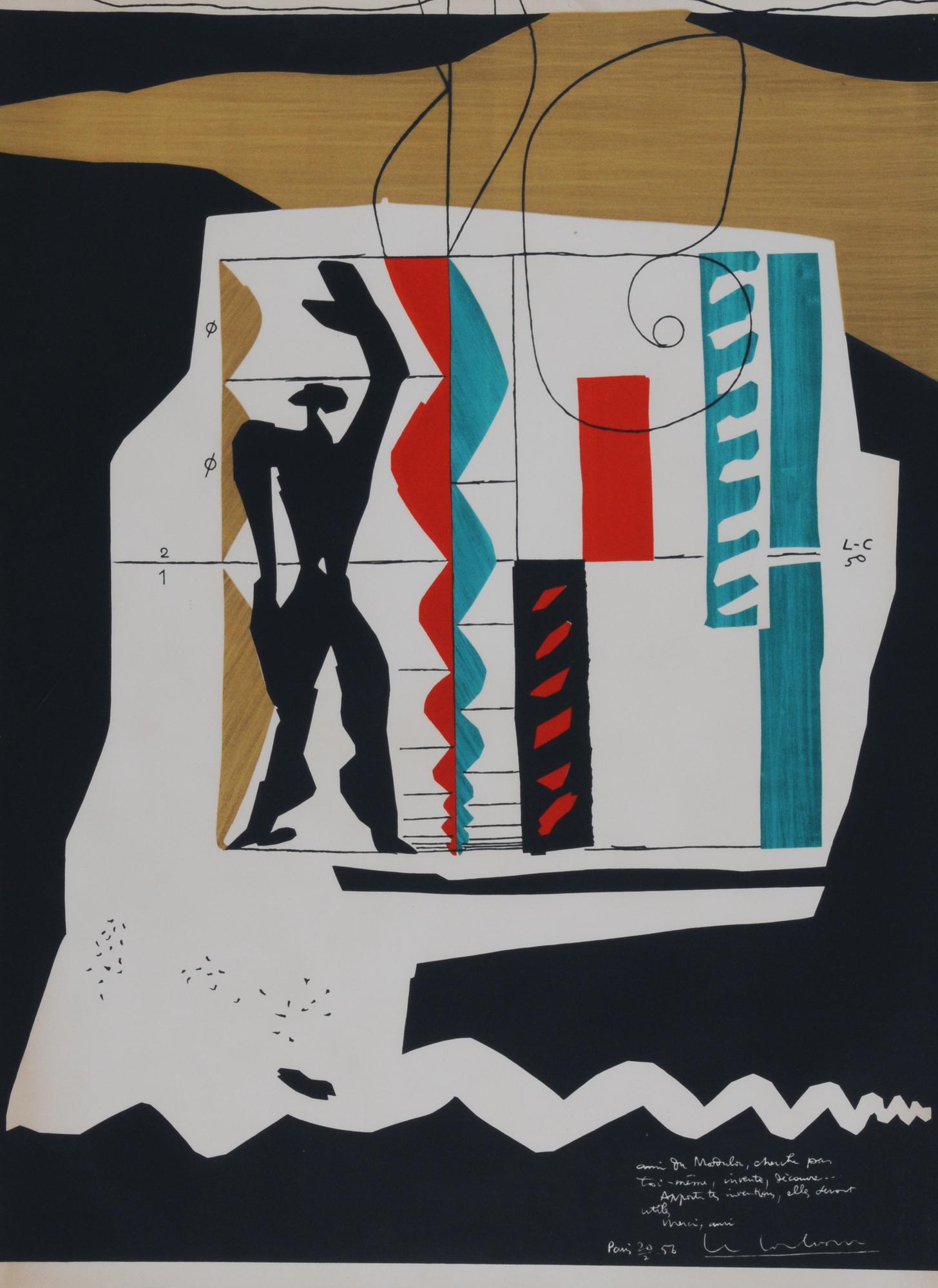 Corbusier Le, Modulor