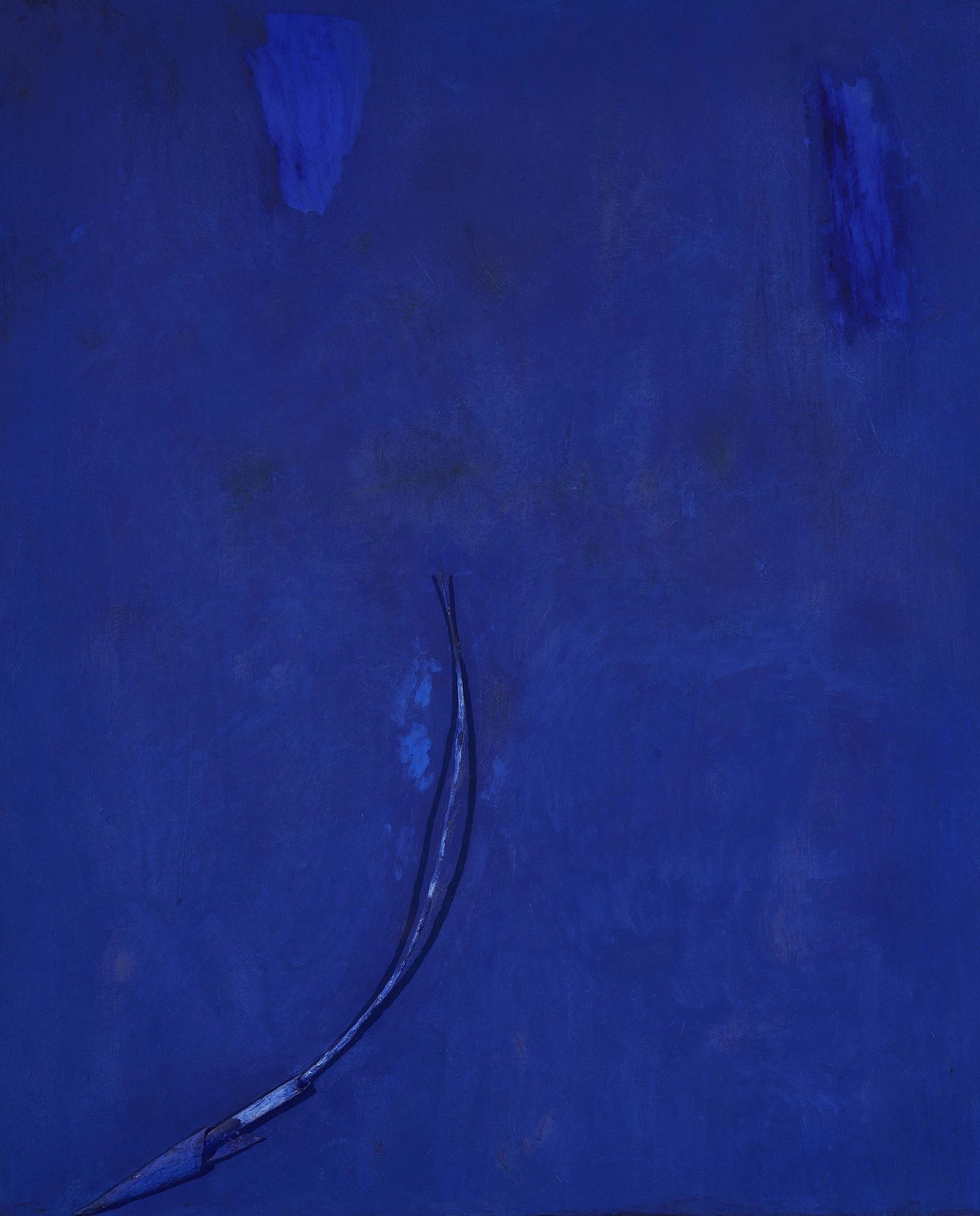 Paladino Mimmo, Blu Notturno