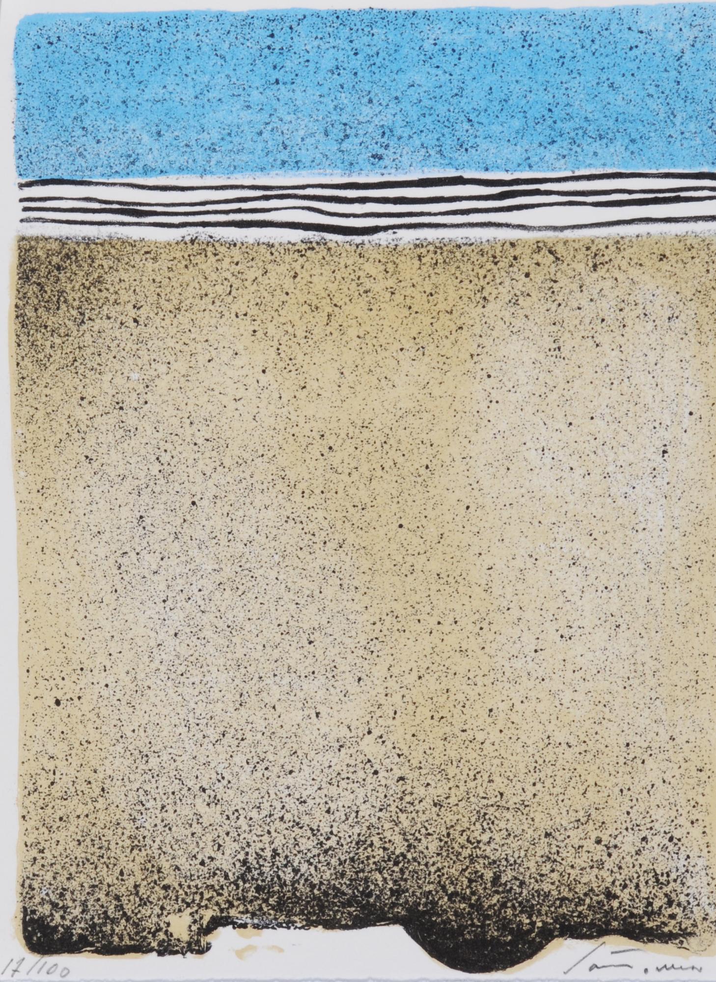 Grafik, Exhibition catalogue. Hommage à Hans Arp, 5. November 1966 - 31. January 1967