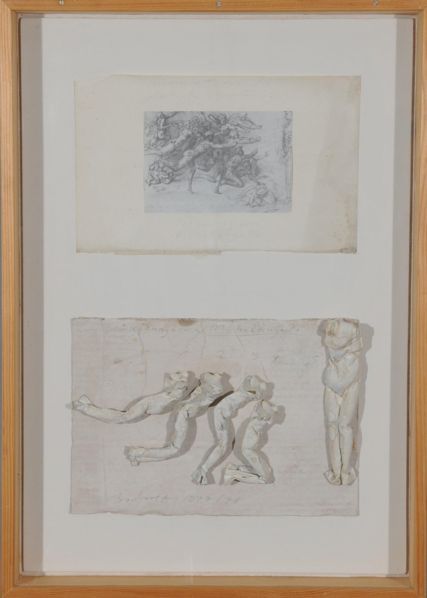 Brodwolf Jürgen, Umsetzung nach Michelangelo