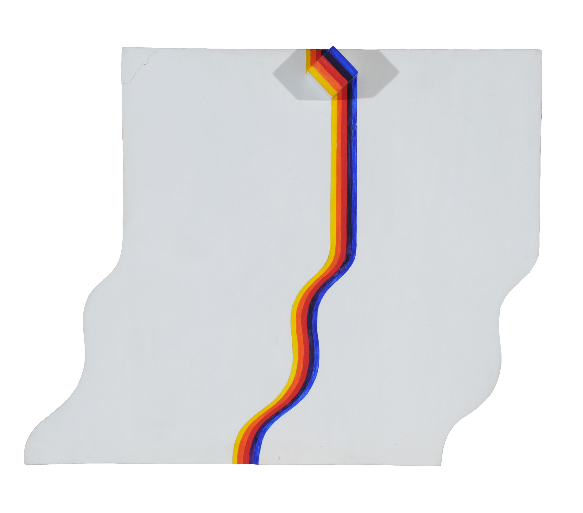 Wiederkehr Max, Farbspur (Colour Trace)
