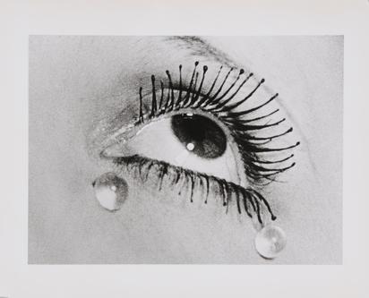 Man Ray, 6 original photographs: Larmes, 1930; Retour à la raison, 1923; Juillet, 1924; Érotique voilée, 1933; L'oeuf et le coquillage, 1931; Échiquier surréaliste, 1934