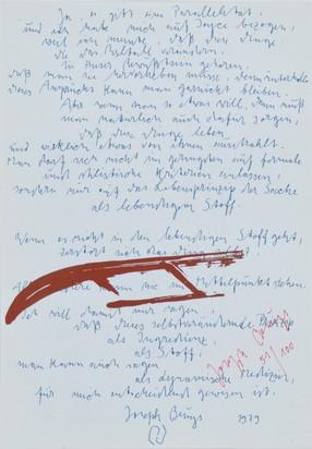 Beuys Joseph, James Joyce