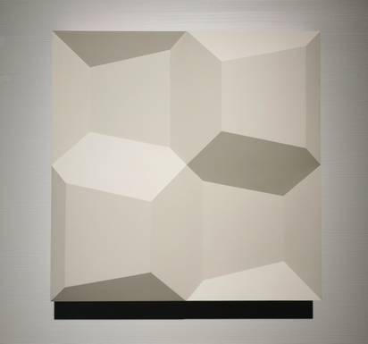 Christen Andreas, Untitled (Complementary Structure)