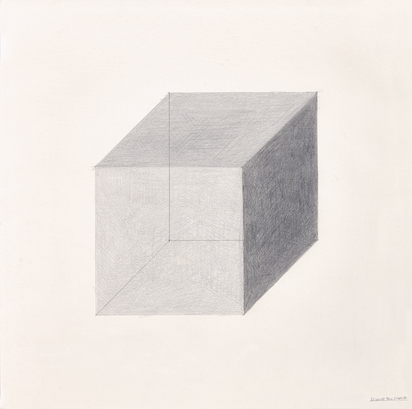 Cube on Perspective