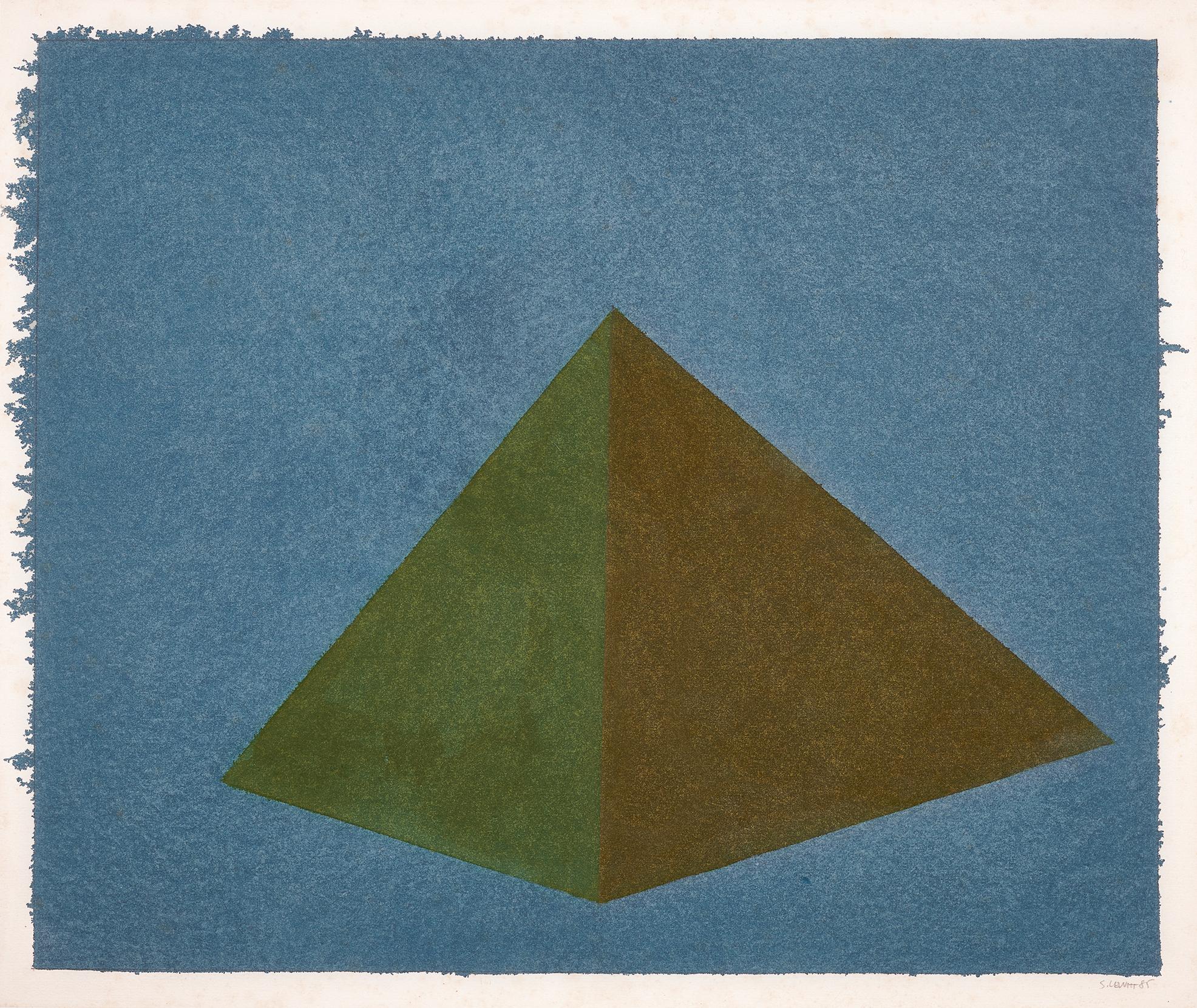 LeWitt Sol, Pyramid
