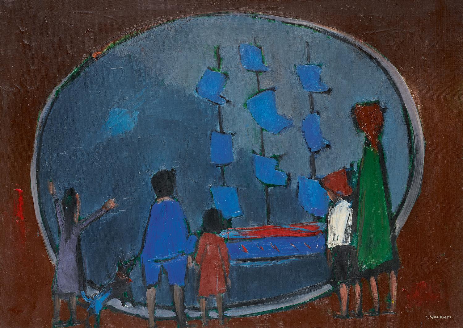 Valenti Italo, La vasca dei bambini