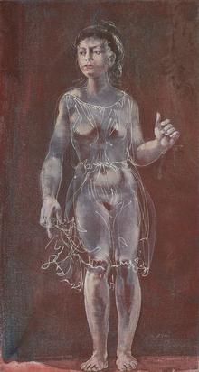 Stehendes Mädchen (Standing Girl)