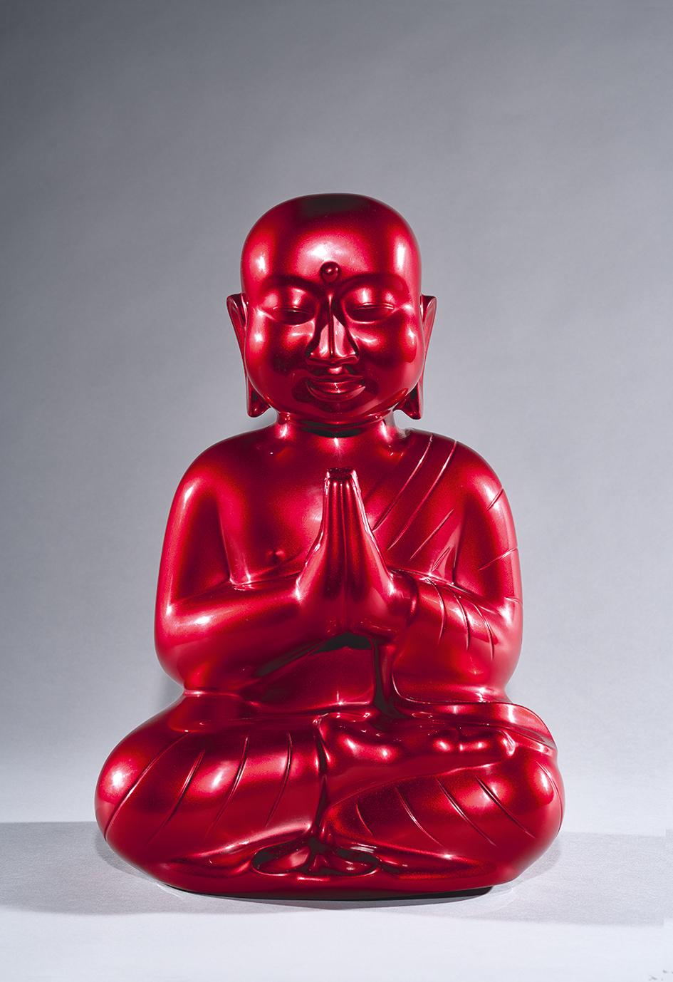 Dalpra Mario, Sitzender Buddha