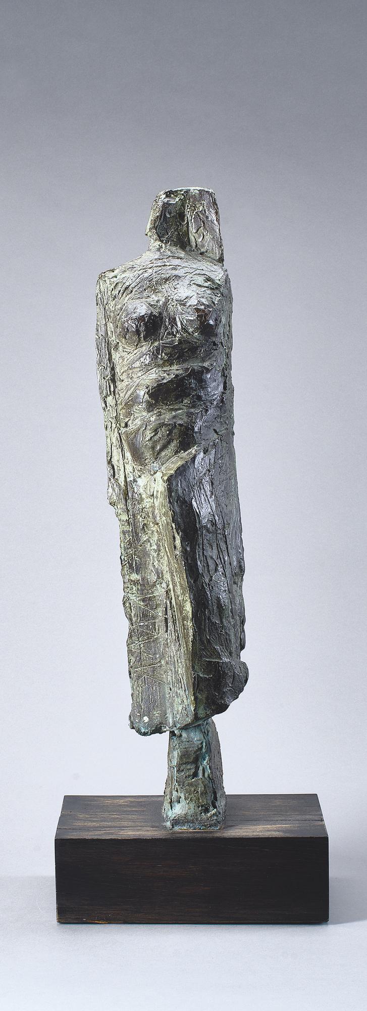 Soldini Ivo, Figura verticale