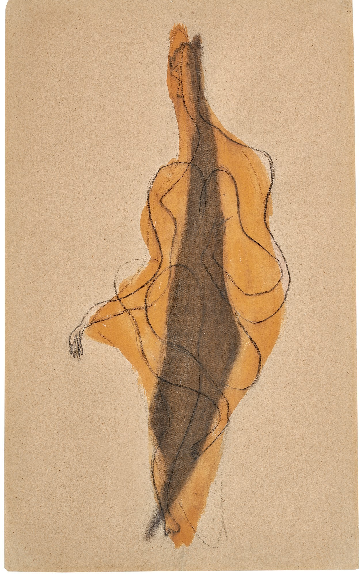 Laurens Henri, Danseuse