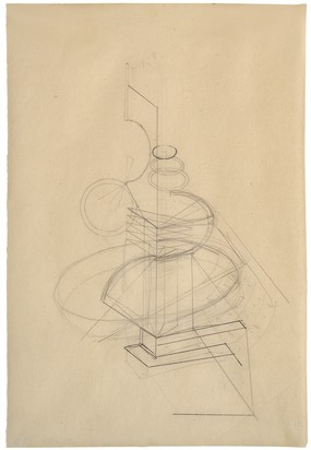 Study for a Monument for an Observatory