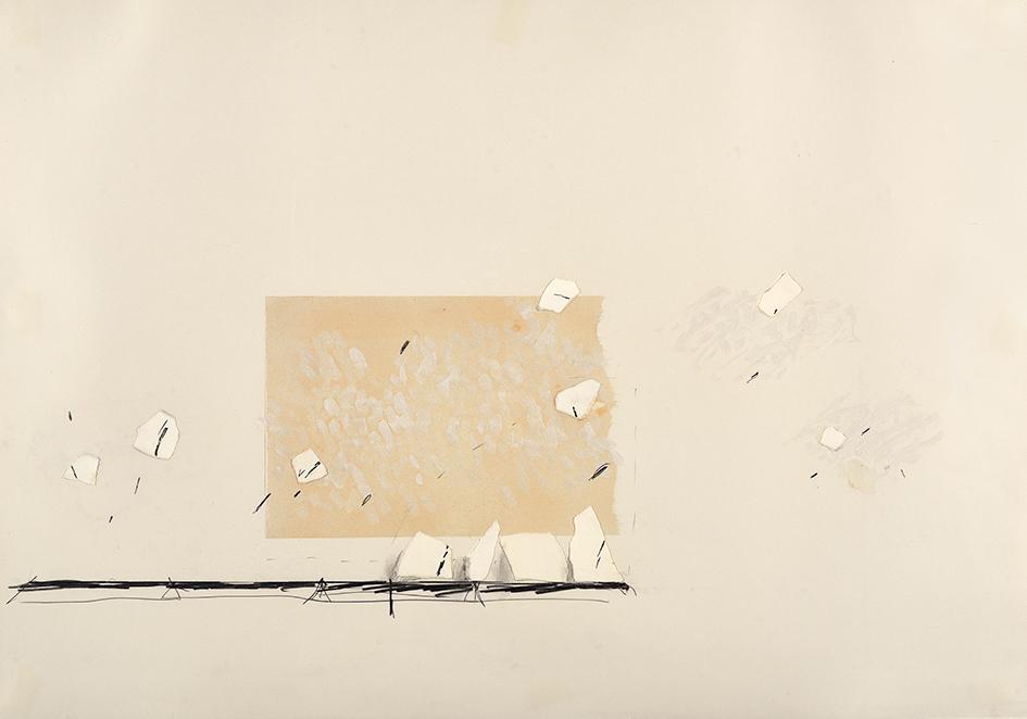 Marco Gastini, New York
