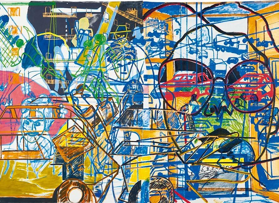Aloe Carlo, Untitled