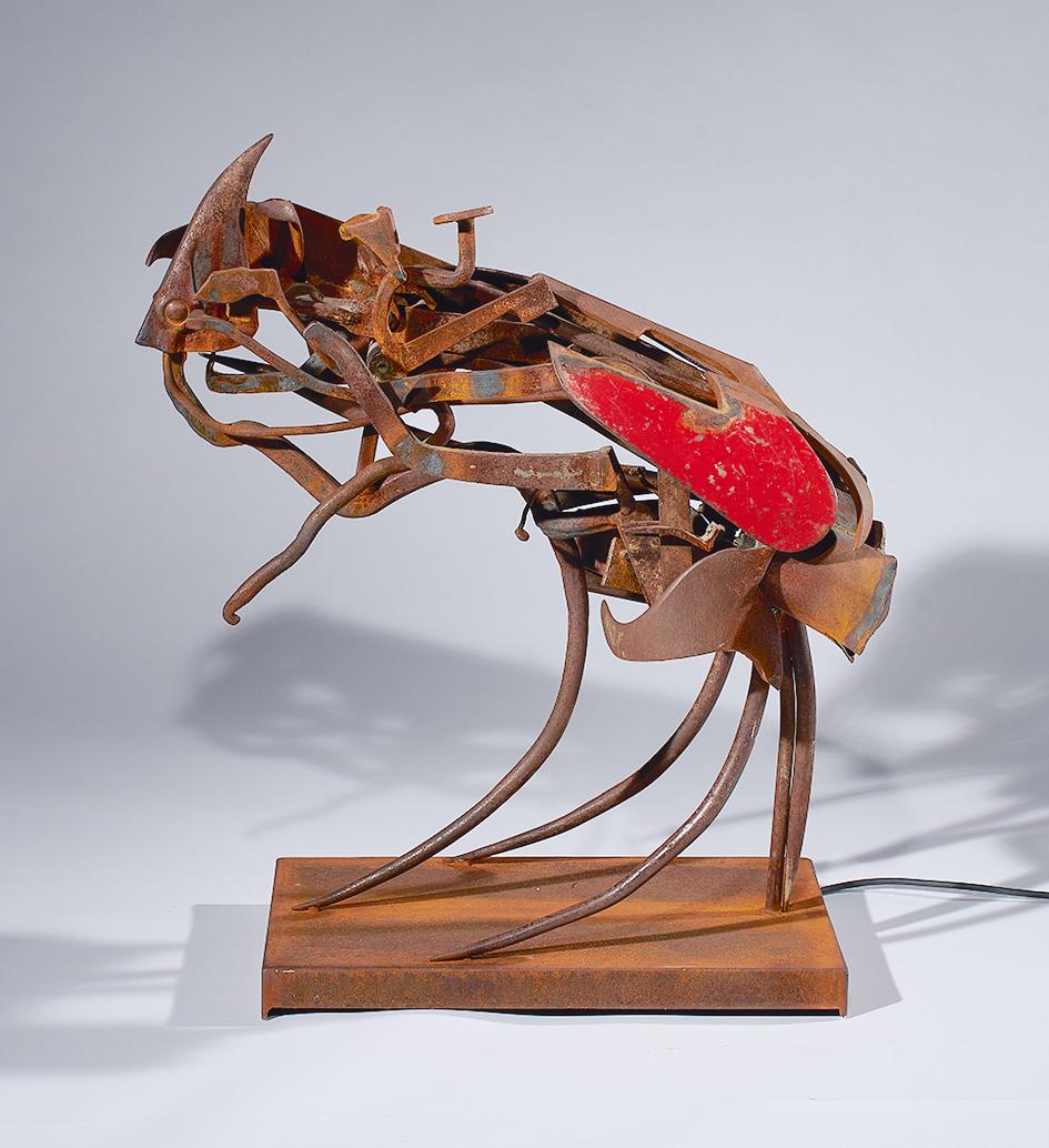 Luginbühl Jwan, Grashüpfer (Grasshopper)