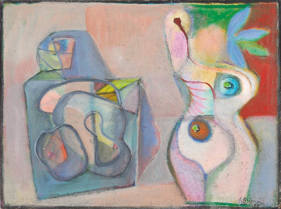 Brignoni Serge, Senza titolo (Untitled)