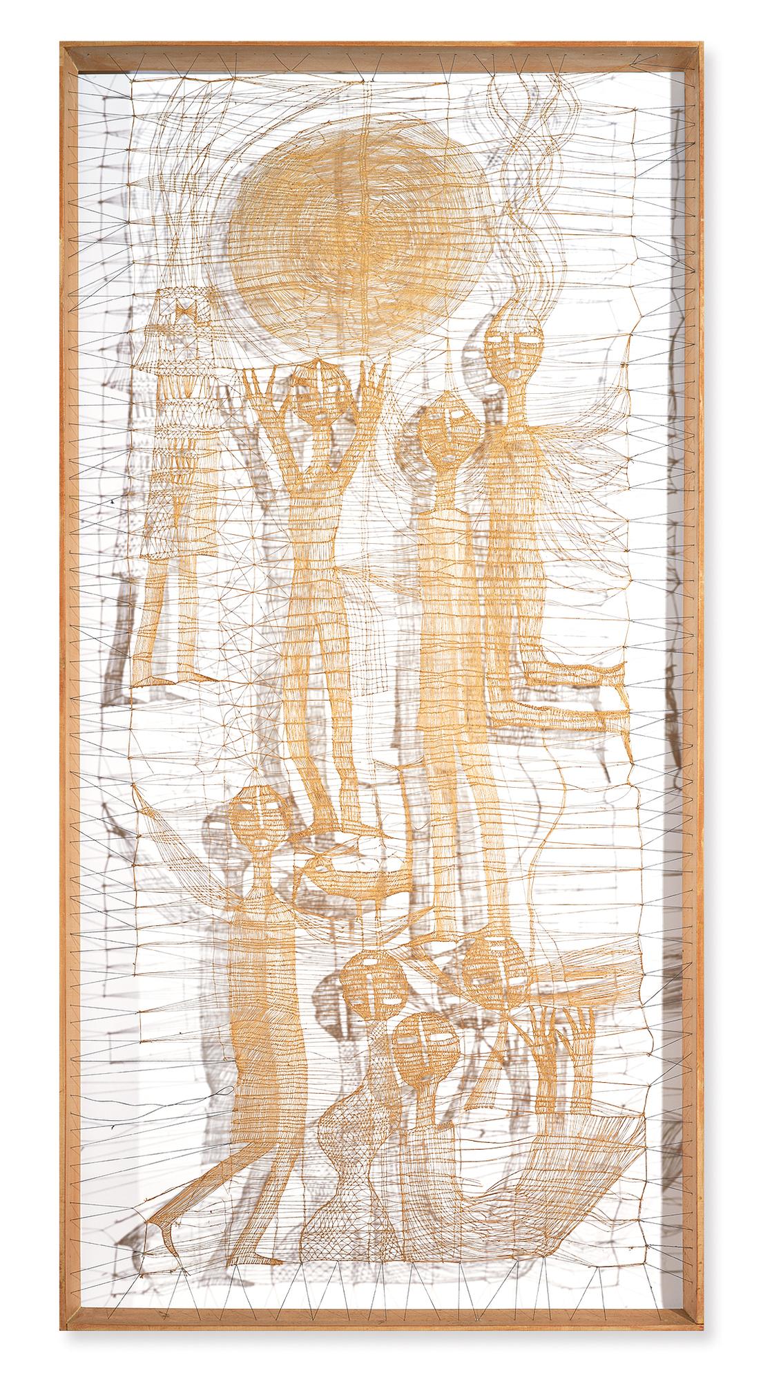 Krejci Luba, String Art