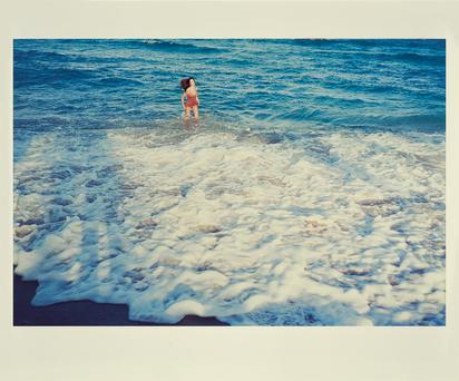 Stephanie in Sea