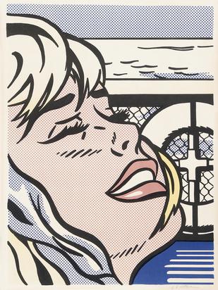 Shipboard Girl
