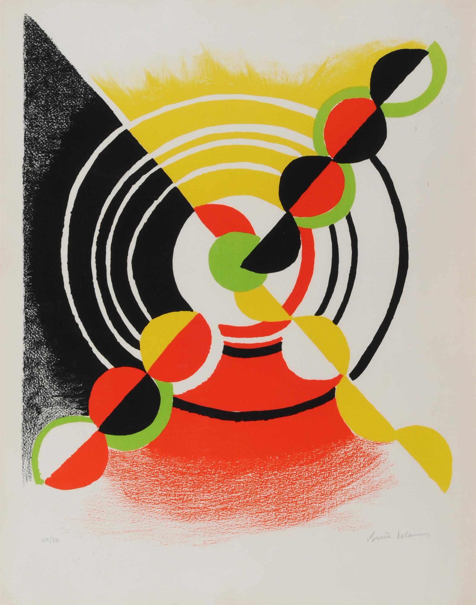 Delaunay Sonia, Sans titre (Untitled)