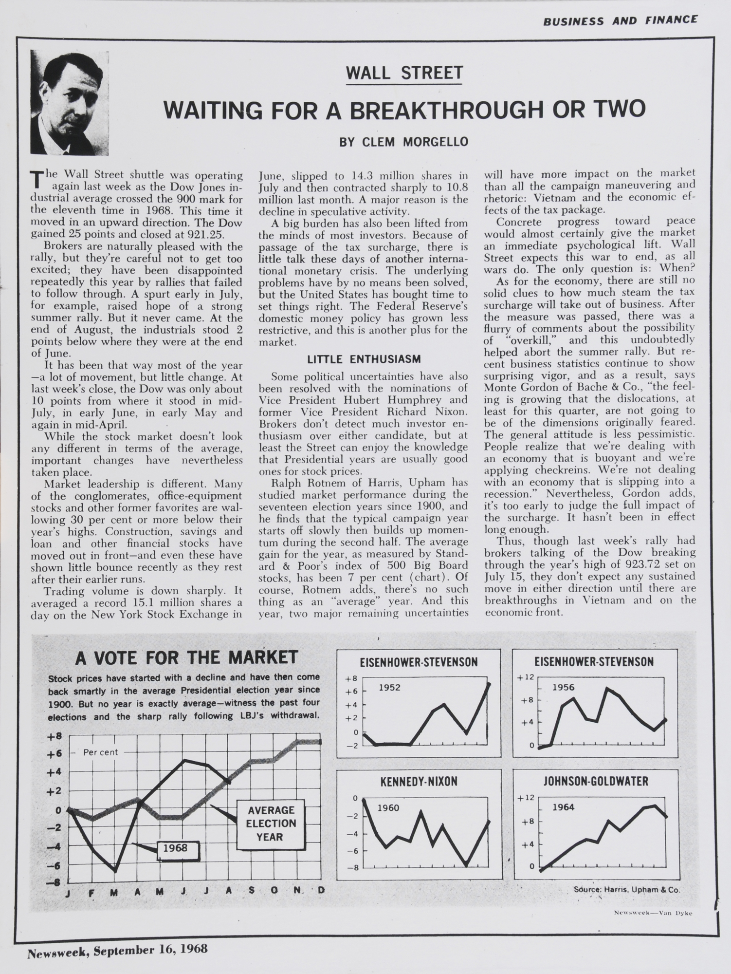 "Bernar Venet, Wall Street Work: ""Waiting for a Breakthrough or Two"""