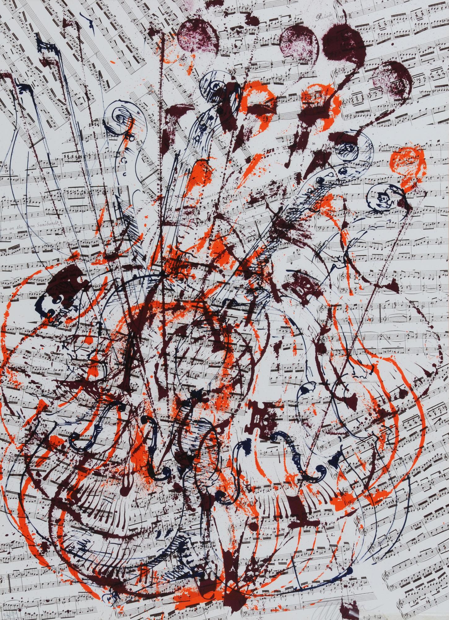 Arman Fernandez, Concerto pour deux violons