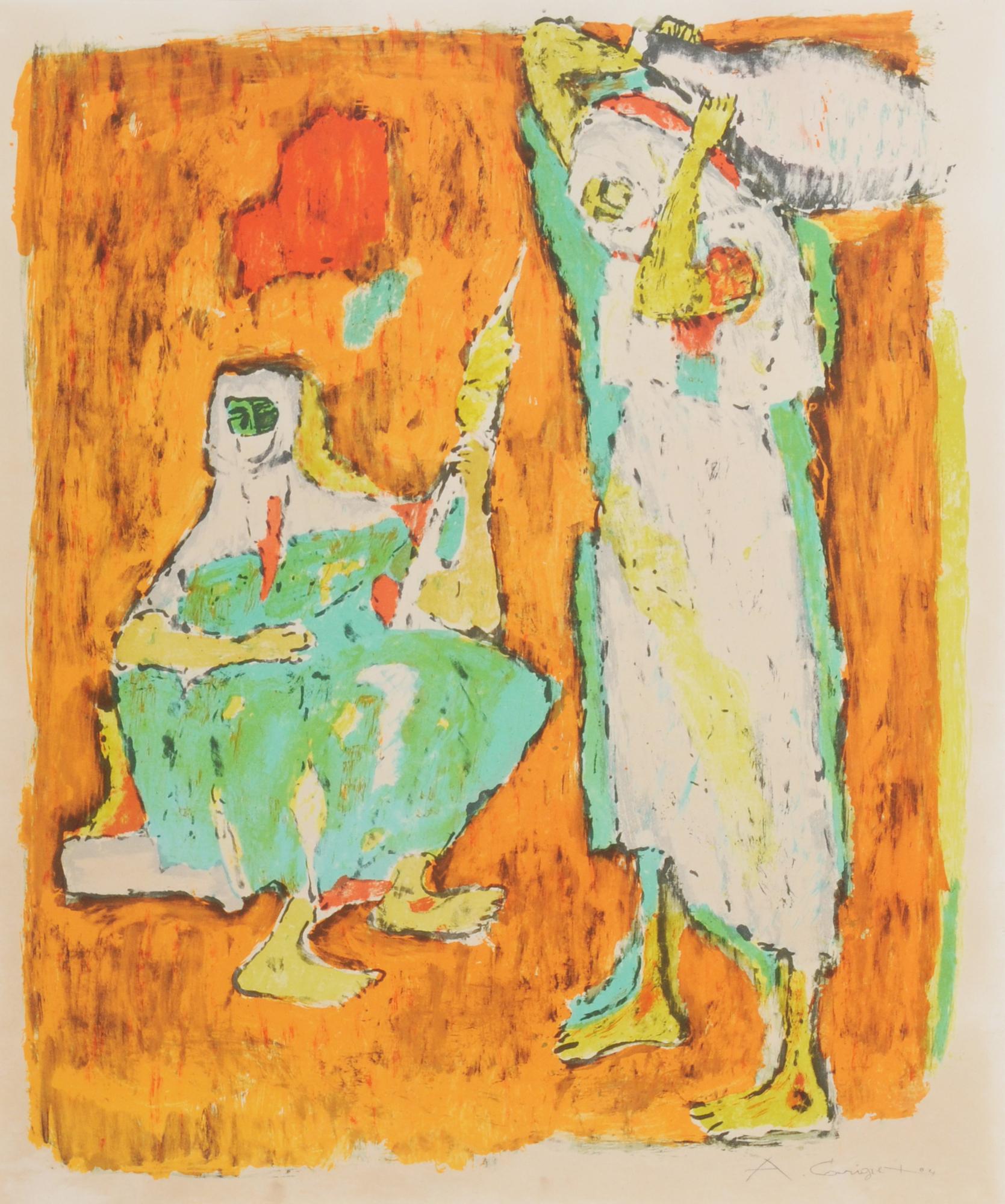 Carigiet Alois, Untitled