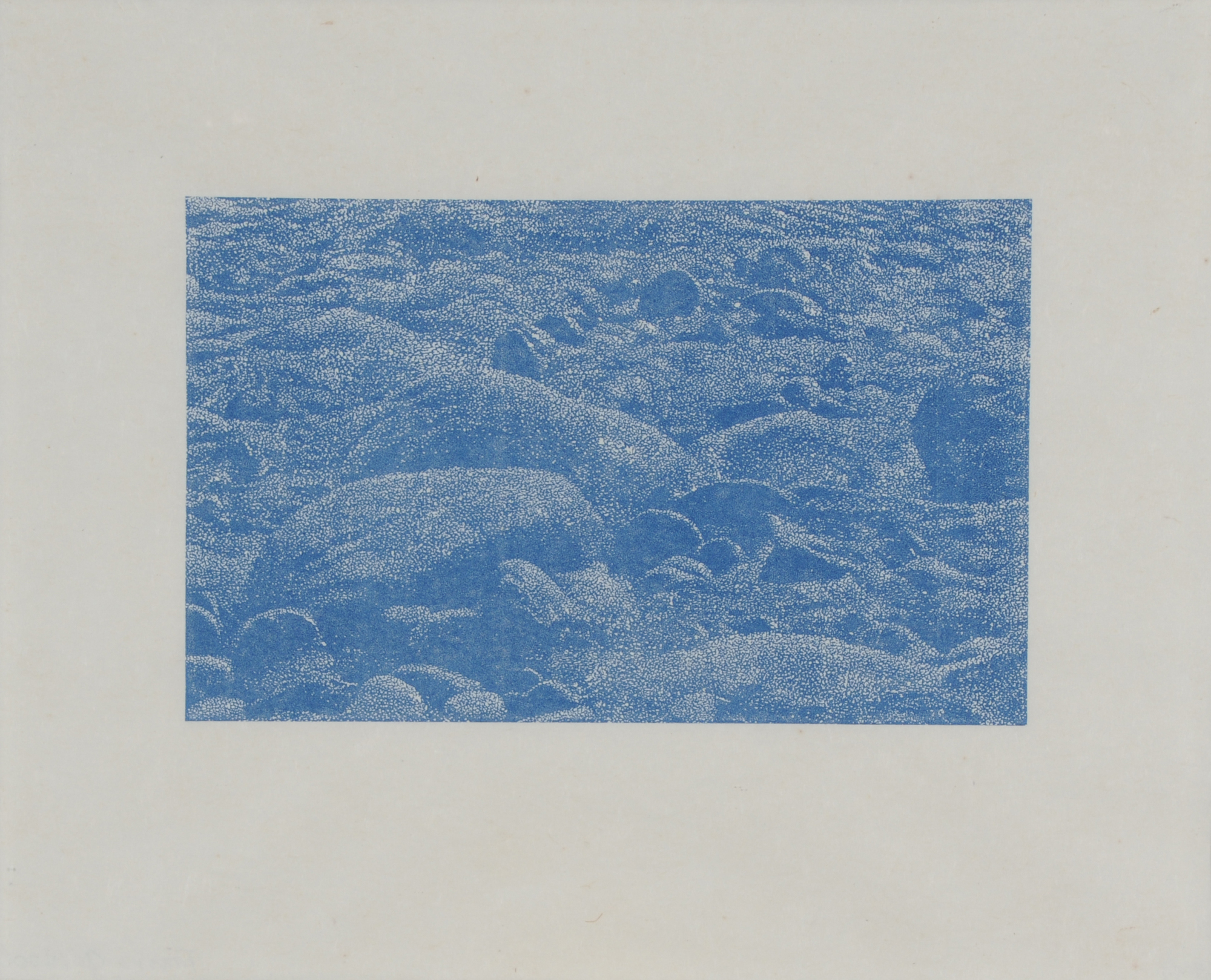 Gertsch Franz, Cima del mar (détail 2)