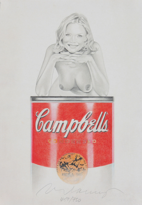 Campbell's Suzy Soup