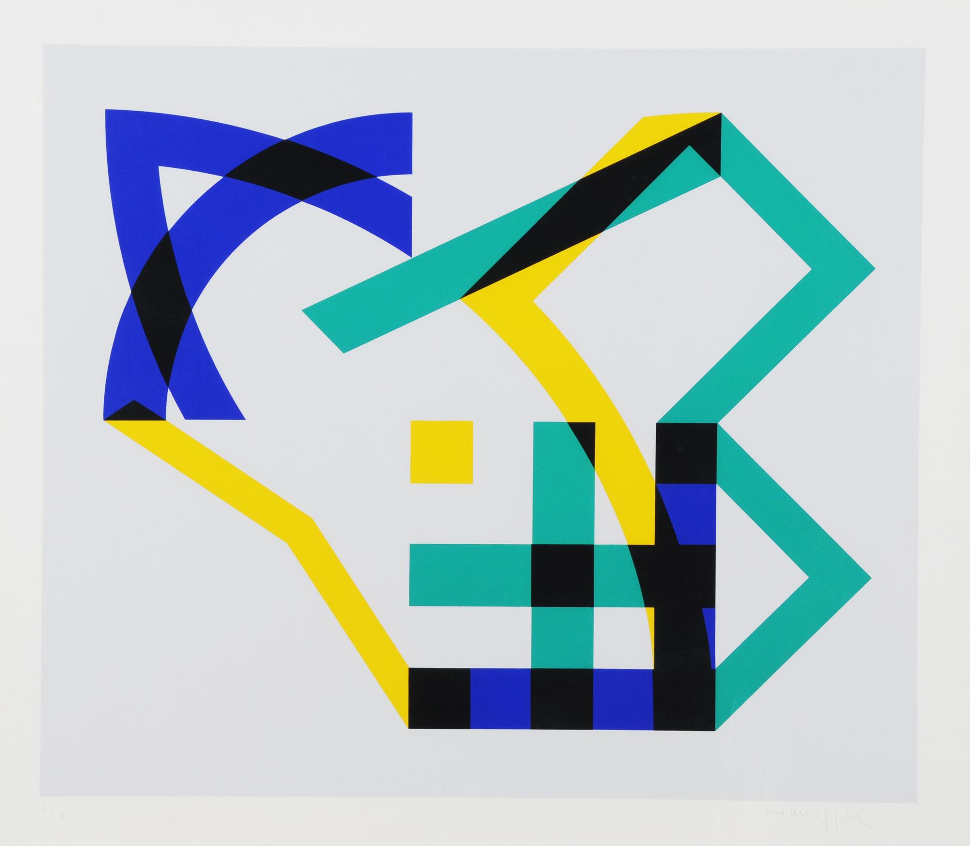 Honegger Gottfried, Untitled