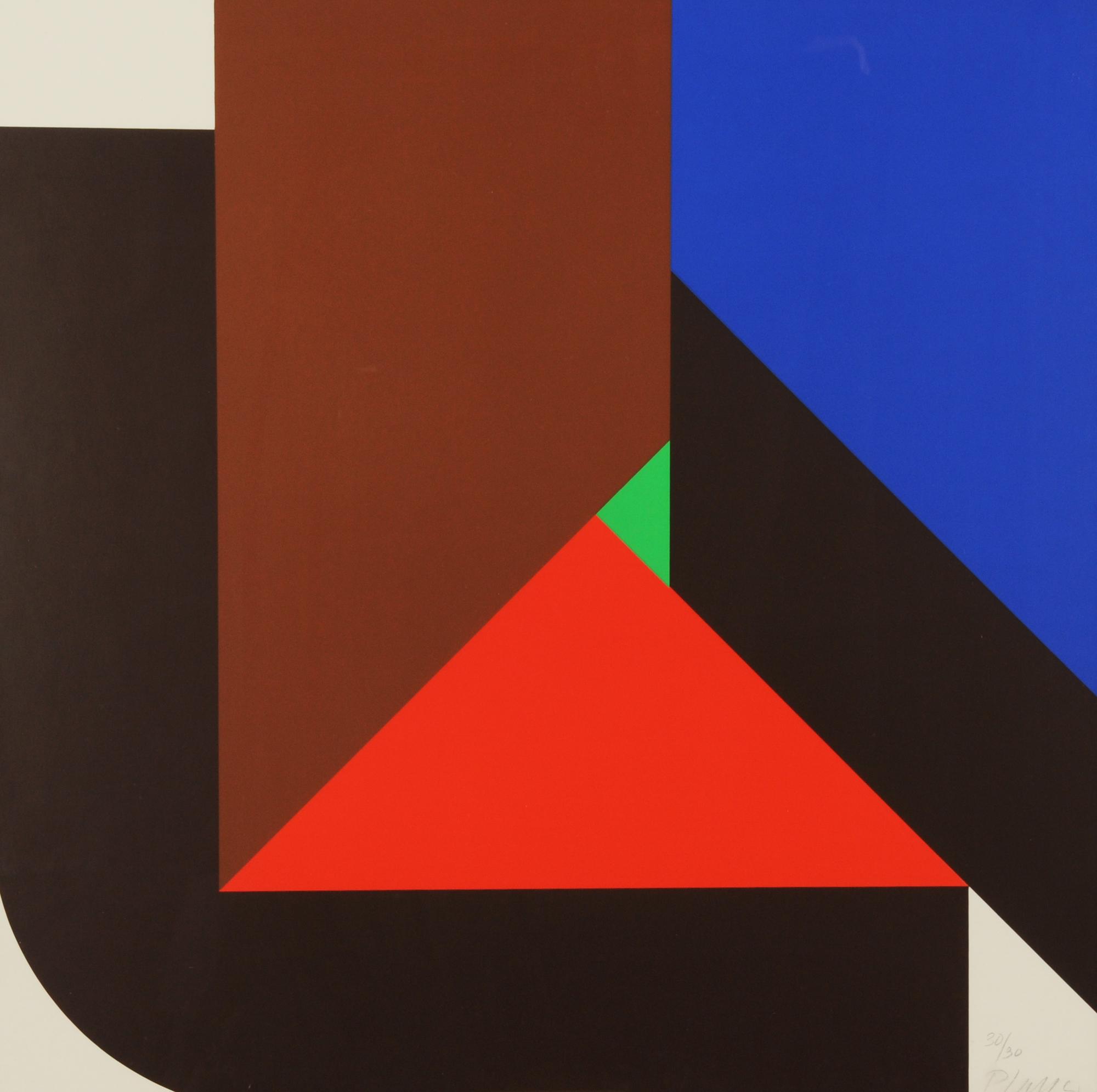 Pfahler Georg Karl, 3 sheets: Untitled