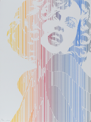 Folder. Marilyn