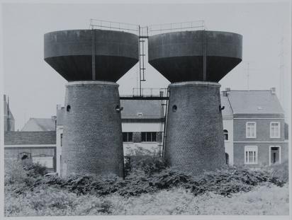 Portfolio. Sechs Doppelwassertürme