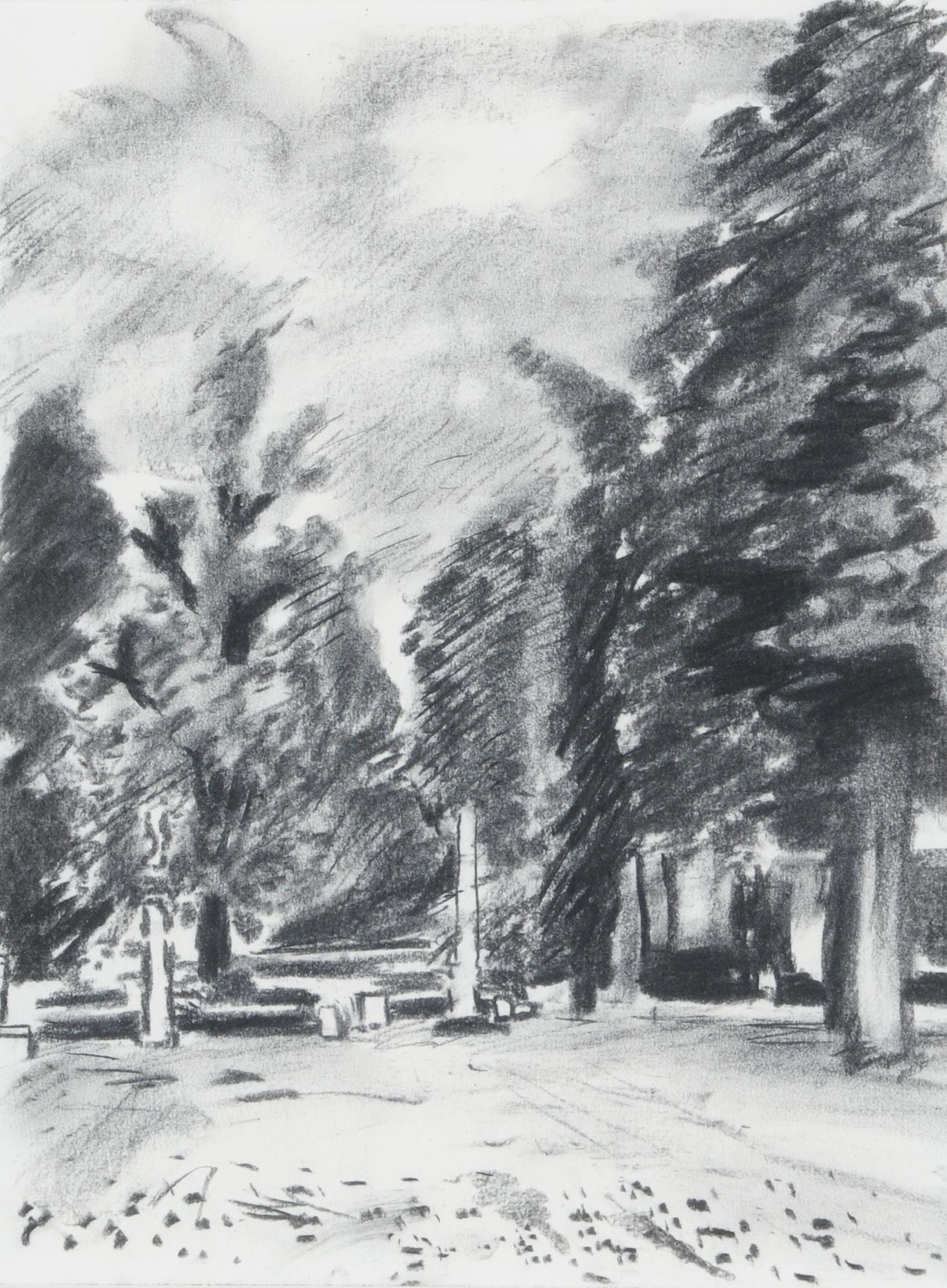 Weischer Matthias, 3 drawings: Untitled; Untitled; Untitled