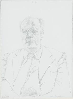 Bildnis Erwin Leiser