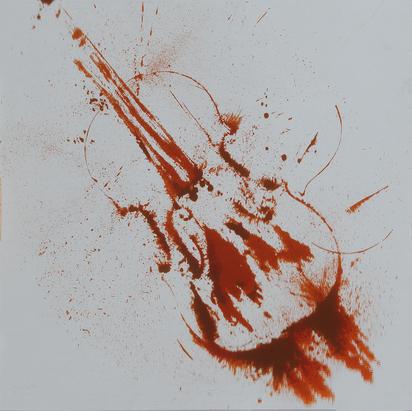 """Colère de violon, aus """"Ars viva edition N.R."""""""