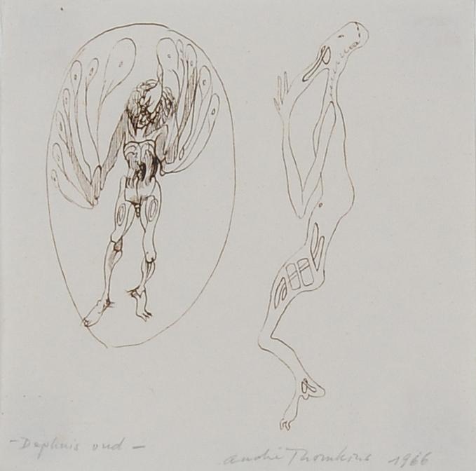 Thomkins André, -Daphnis und-