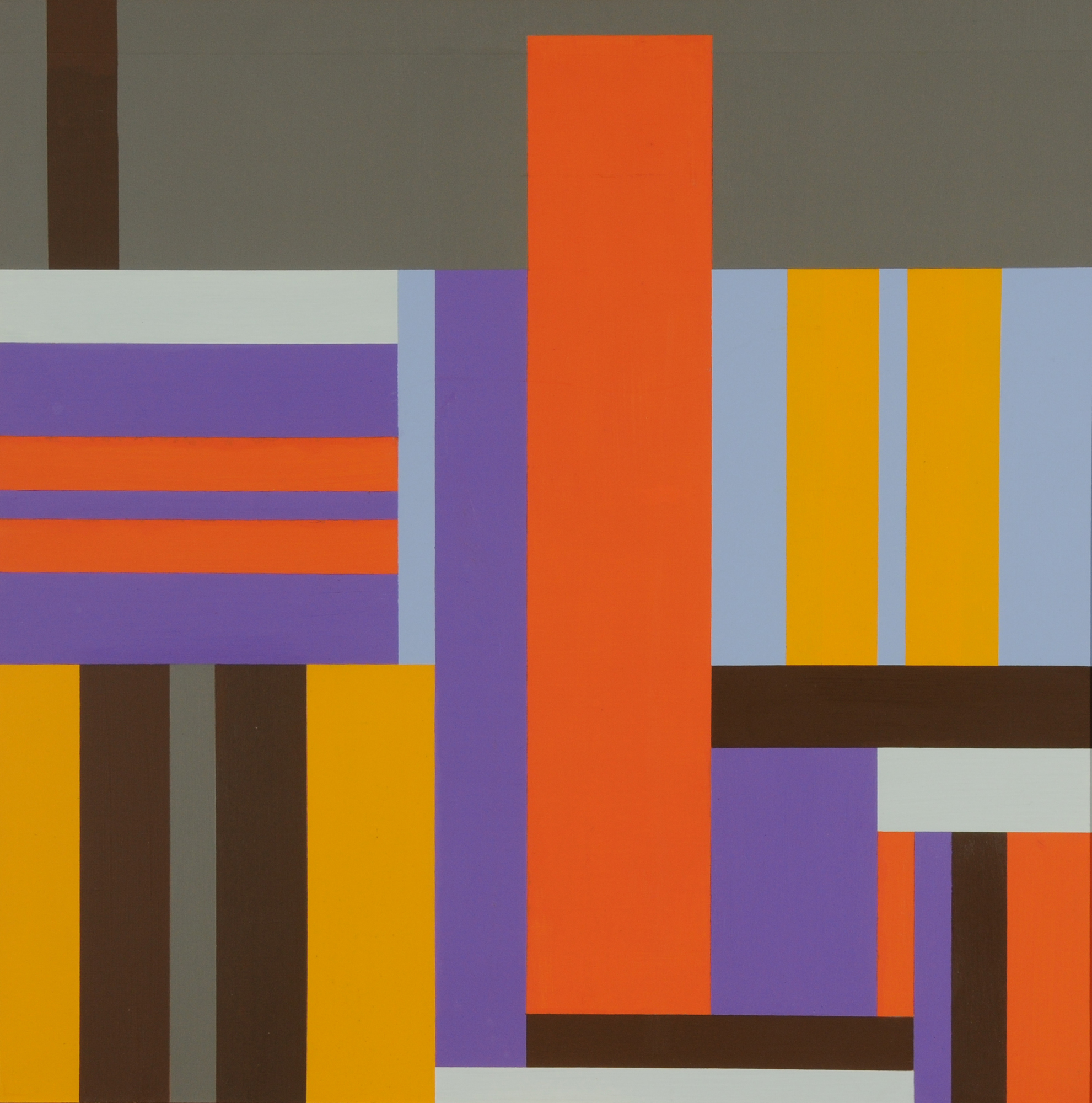Goetz Willi, Abstract Composition No. 2/02